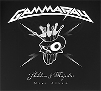 """Gamma Ray"" Gamma Ray. Skeletons And Majesties. Mini Album"