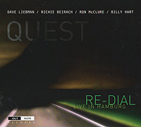 Quest Quest. Re-Dial (Live In Hamburg) велосипед cube access wls gtc sl 2x 27 5 2017