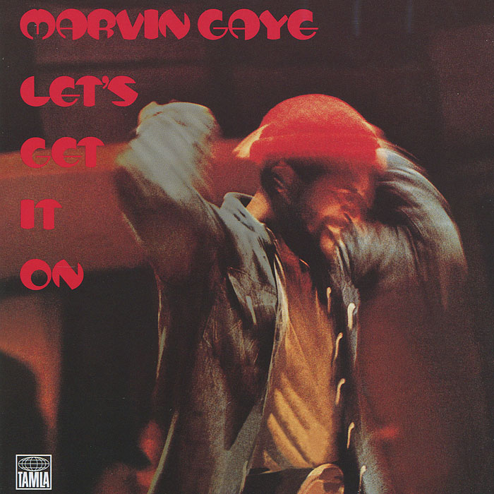 Марвин Гэй Marvin Gaye. Let's Get It On. Deluxe Edition (2 CD)