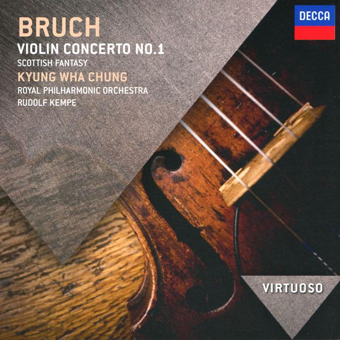 Кунг Ва Чунг,The Royal Philharmonic Orchestra,Рудольф Кемпе Kyung Wha Chung. Bruch. Violin Concerto No. 1. Scottish Fantasia
