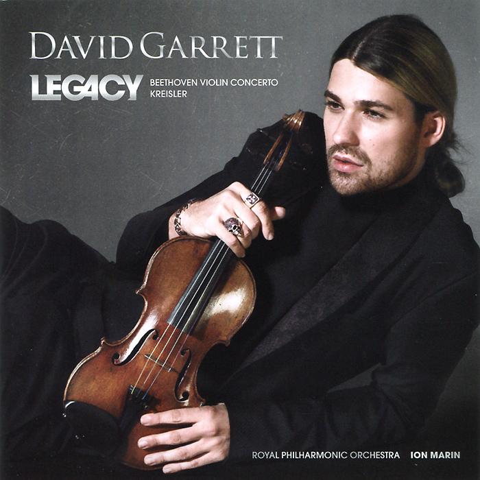 Дэвид Гарретт David Garrett. Legacy