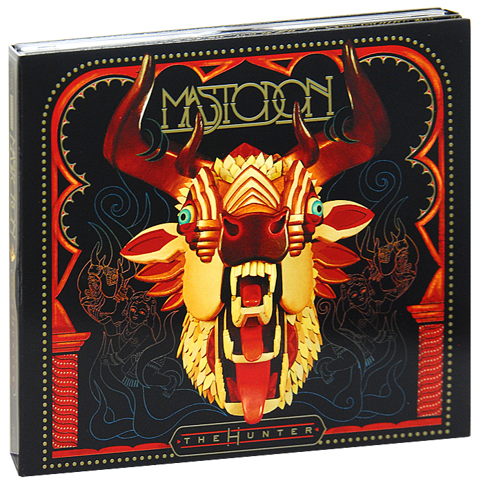 """Mastodon"" Mastodon. The Hunter (CD + DVD)"