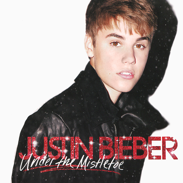 Джастин Бибер,Usher,Boyz II Men,Марайа Кэри,Баста Раймс,The Band Perry Justin Bieber. Under The Mistletoe джастин бибер justin bieber believe