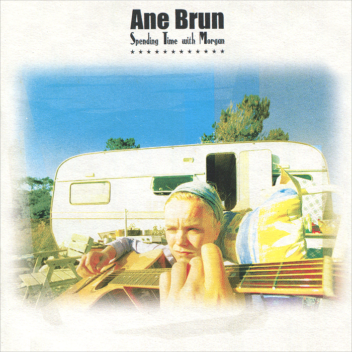 Ане Брюн Ane Brun. Spending Time With Morgan ane brun sketches
