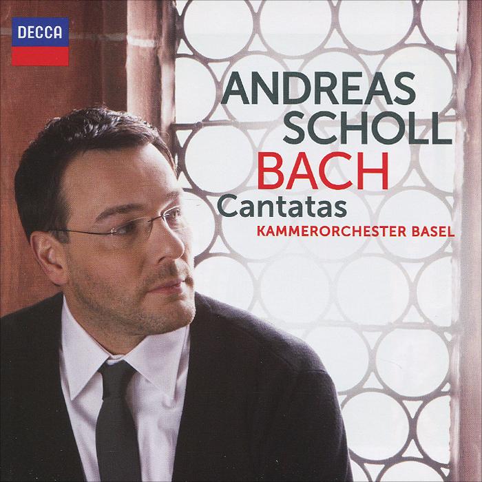 Андреас Шолль,Kammerorchester Basel,Джулия Шредер Andreas Scholl. Kammerorchester Basel. Bach. Cantatas
