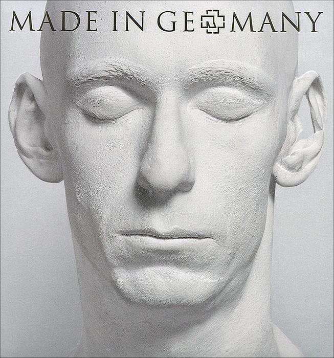 Rammstein Rammstein. Made In Germany rammstein rammstein live aus berlin