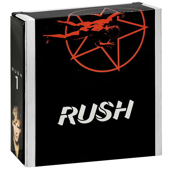 """Rush"" Rush. Sector 1 (5 CD + DVD)"