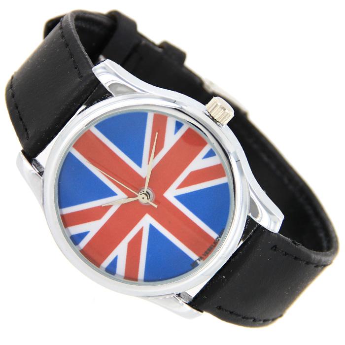 """Часы наручные Mitya Veselkov """"Британский флаг"""""""