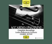 The London Philharmonic Orchestra,Сальваторе Аккардо,Шарль Дютуа Salvatore Accardo / Charles Dutoit. Paganini: The Violin Concertos h harty violin concerto