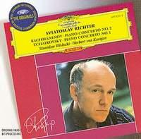 Sergei Rachmaninov. Piano Concerto No. 2 / Tchaikovsky. Piano Concerto No. 1. Sviatoslav Richter c kistler festmarsch no 1 op 41