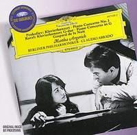 Марта Аргерих,Клаудио Аббадо,Berliner Philharmoniker Maurice Ravel. Piano Concerto. Gaspard de la Nuit / Sergei Prokofiev. Piano Concerto No. 3. Claudio Abbado