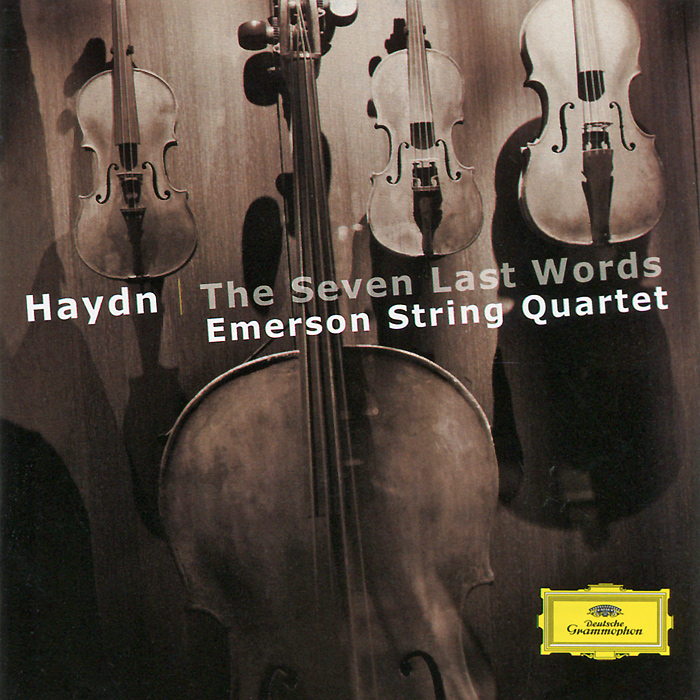 """""""Emerson String Quartet"""" Emerson String Quartet. Haydn. The Seven Last Words"""