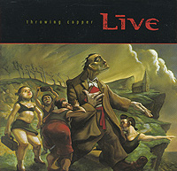 """Live"" Live. Throwing Copper"