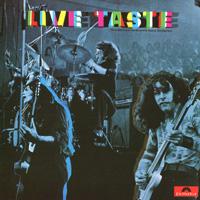 """""""The Taste"""" The Taste. Live Taste"""