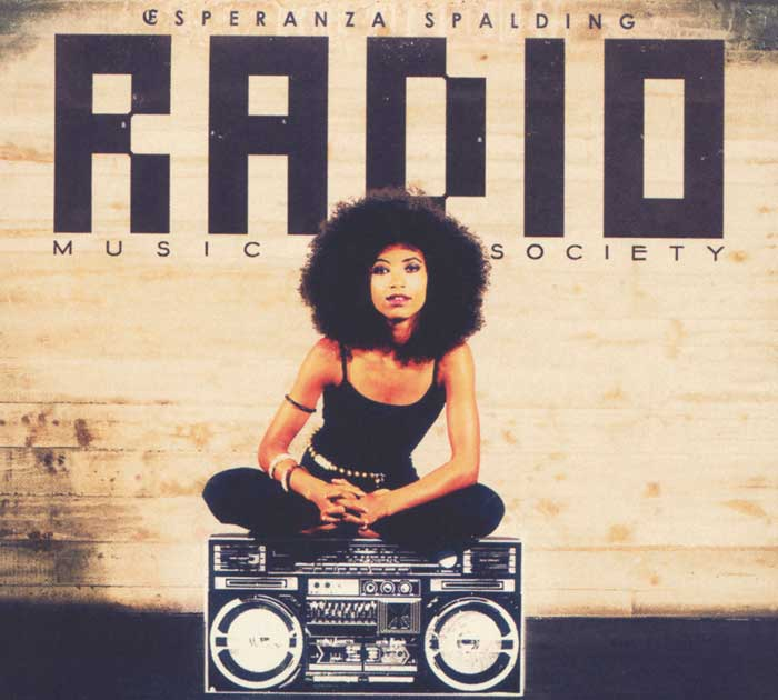 Esperanza Spalding. Radio Music Society