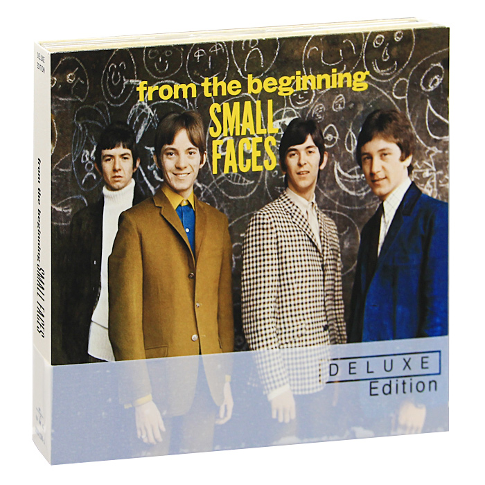 """""""The Small Faces"""" Small Faces. From The Beginning. Deluxe Edition (2 CD)"""