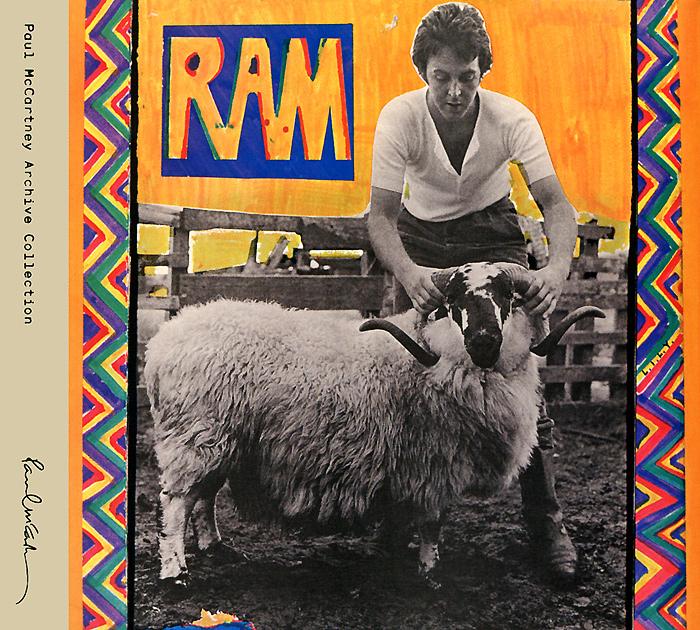 Paul And Linda McCartney. Ram (2 CD)