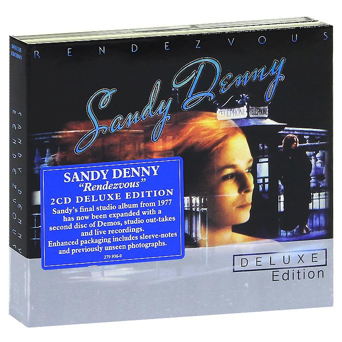 Сэнди Денни Sandy Denny. Rendezvous. Deluxe Edition (2 CD)