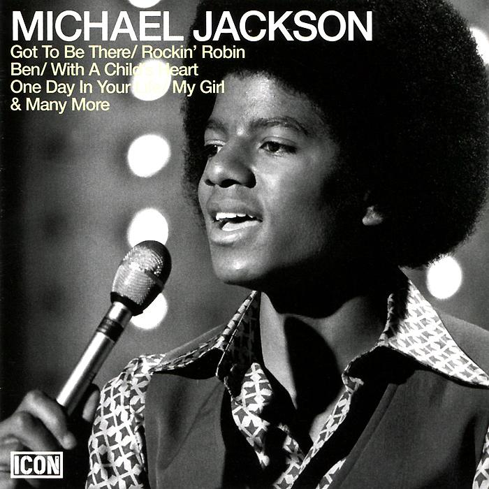 Майкл Джексон Michael Jackson. Icon