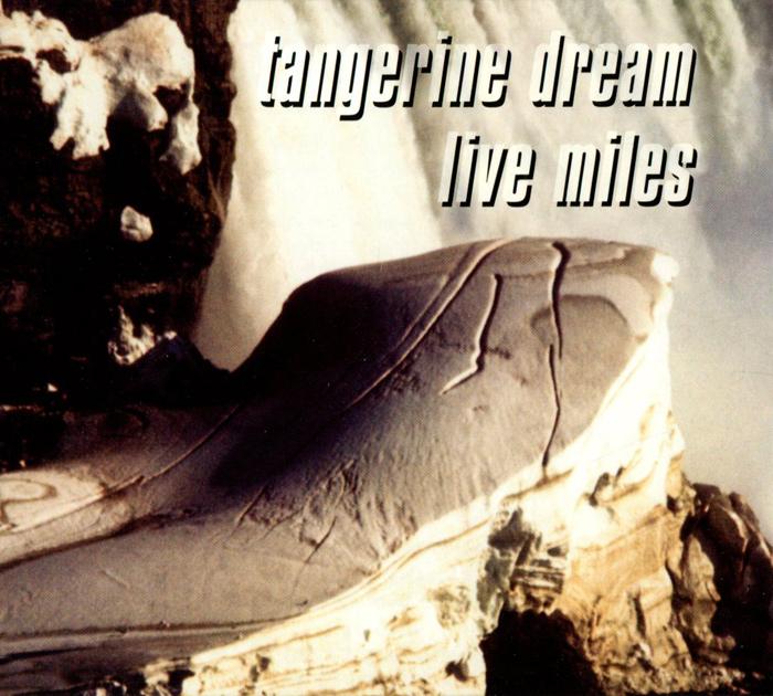 Пол Хаслингер Tangerine Dream. Live Miles