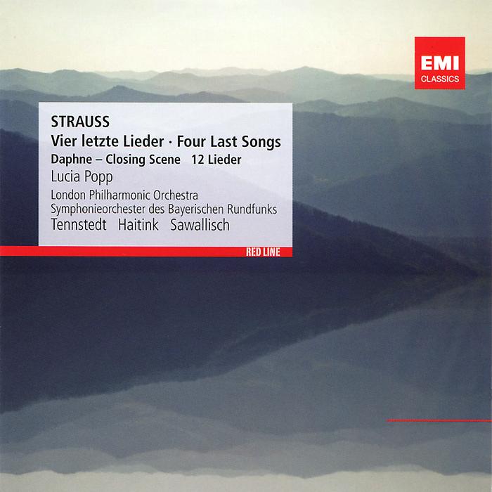 Popp. Strauss. Four Last Songs