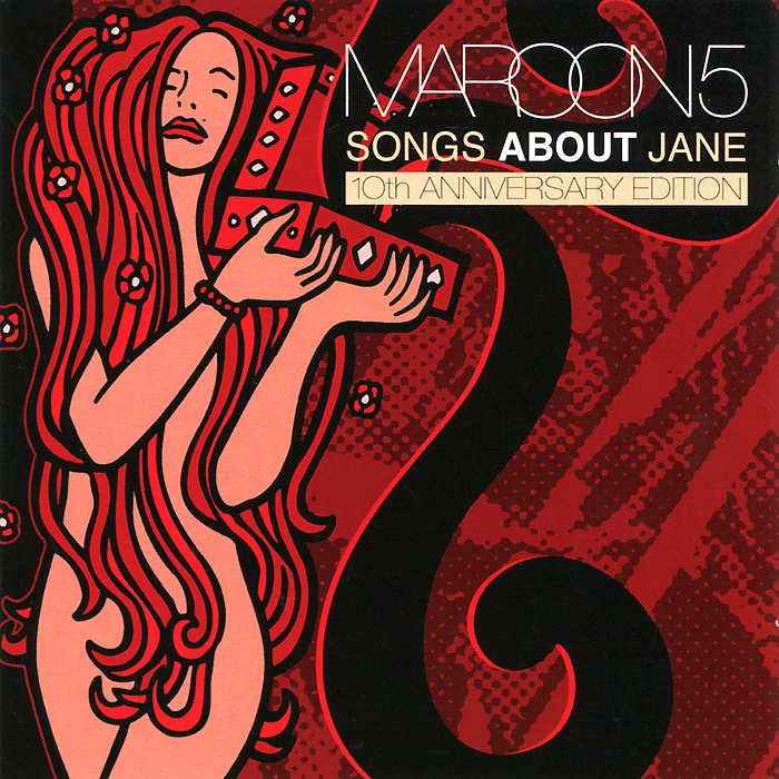 """""""Maroon 5"""" Maroon 5. Songs About Jane. 10th Anniversary Edition (2 CD)"""