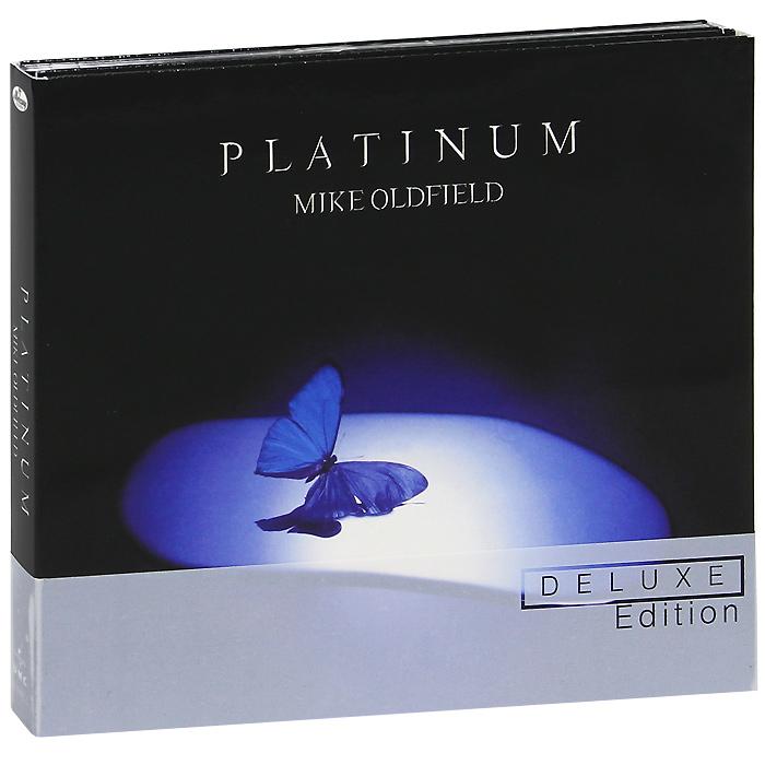Майк Олдфилд Mike Oldfield. Platinum. Deluxe Edition (2 CD) italiano platinum deluxe