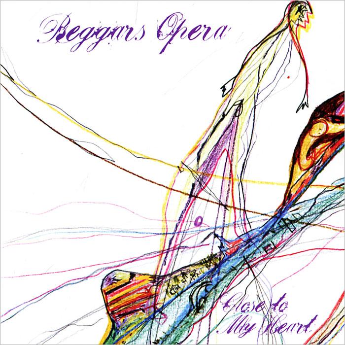 """Beggars Opera"" BEGGARS OPERA Close To My Heart CD"