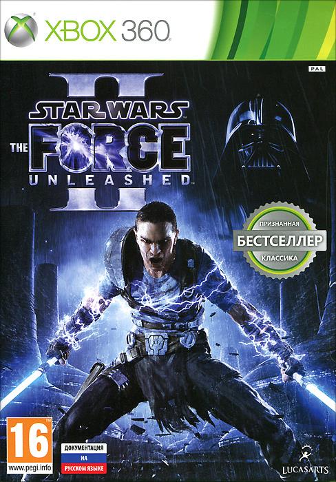 Star Wars: The Force Unleashed II. Classics (Xbox 360)