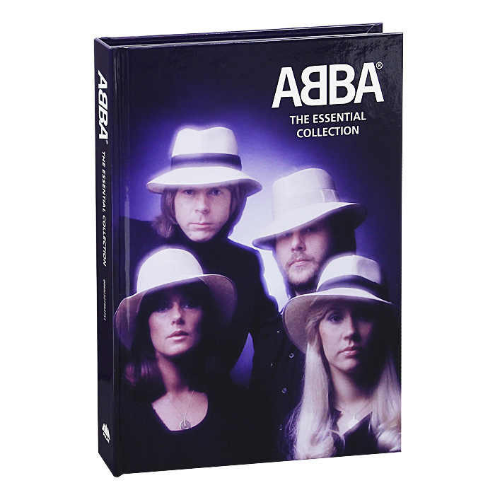 """""""ABBA"""" ABBA. The Essential Collection (2 CD + DVD)"""