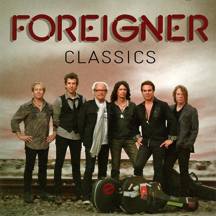 Foreigner Foreigner. Classic foreigner foreigner 40
