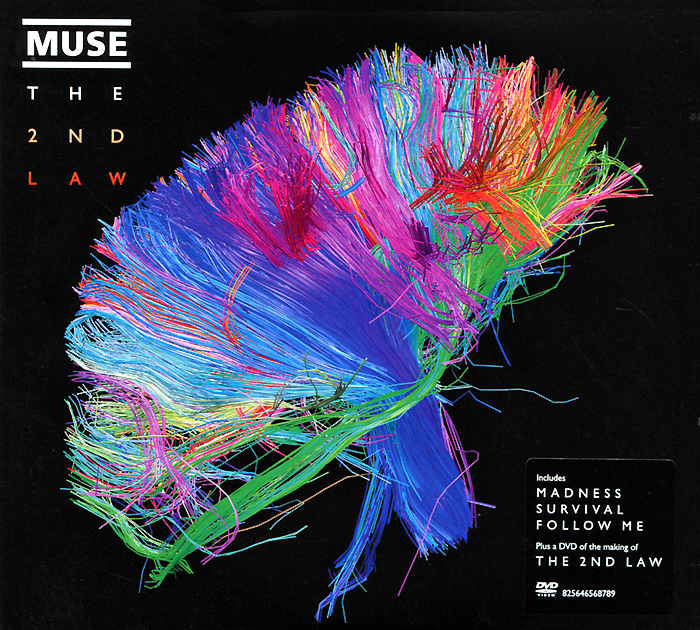 """Muse"" Muse. The 2nd Law (CD + DVD)"