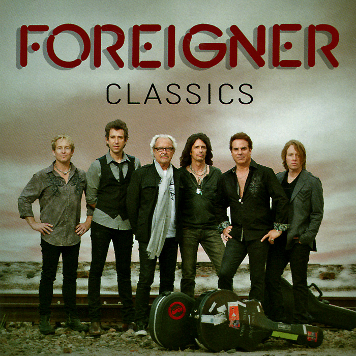Foreigner Foreigner. Classics foreigner foreigner 40