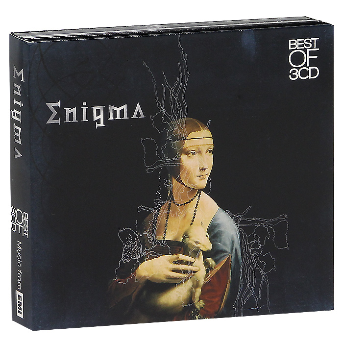 Enigma Enigma. Best Of (3 CD) enigma enigma the platinum collection 2 cd