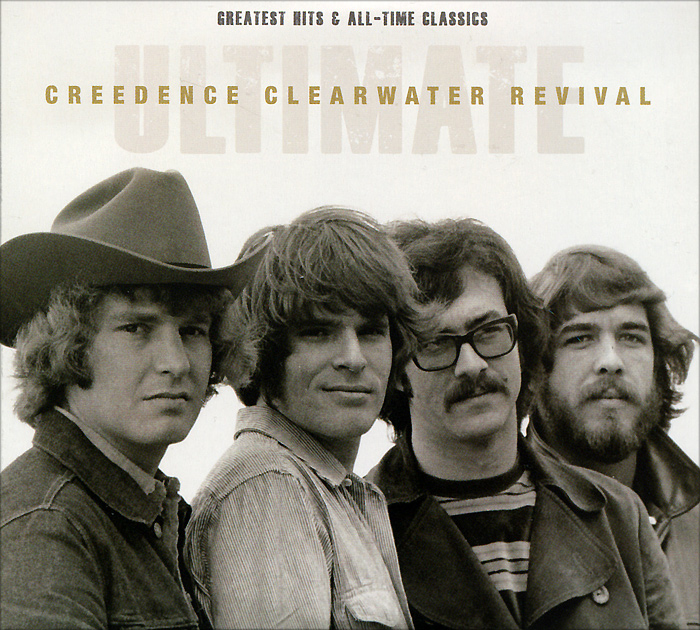 Creedence Clearwater Revival Creedence Clearwater Revival. Greatest Hits & All-Time Classics (3 CD) revival