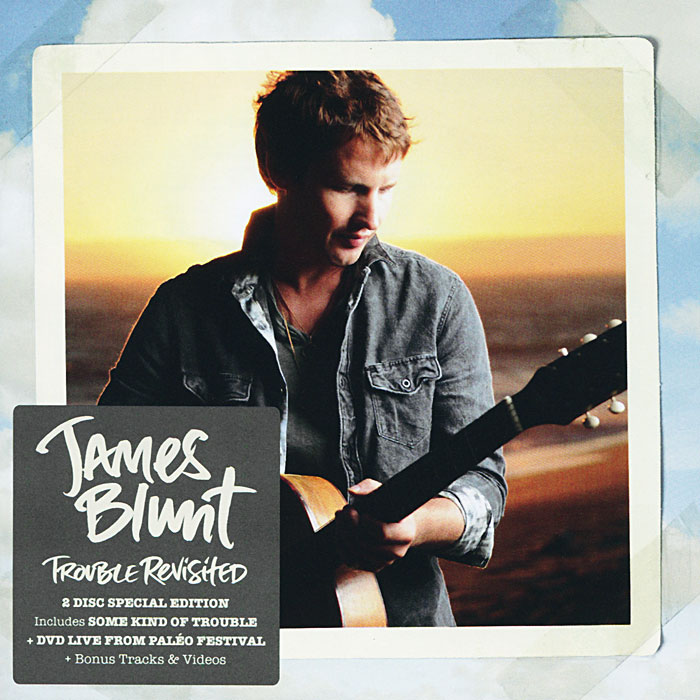 Джеймс Блант James Blunt. Trouble Revisited. Special Edition (CD + DVD)