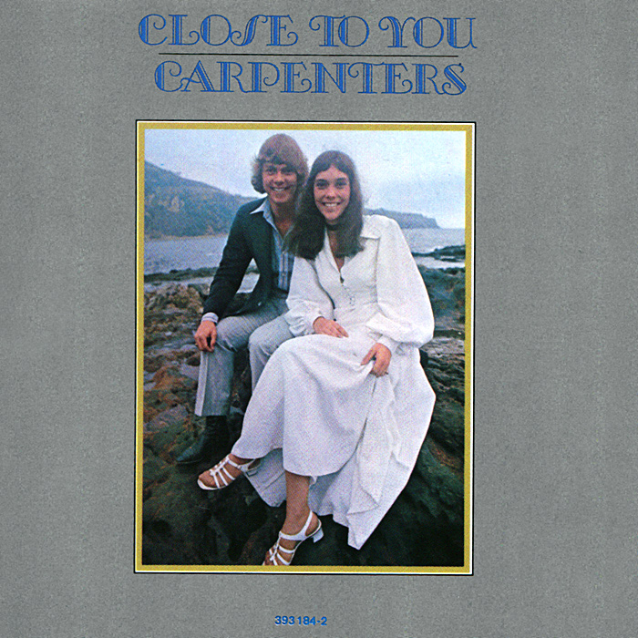 The Carpenters The Carpenters. Close To You the carpenters carpenters now