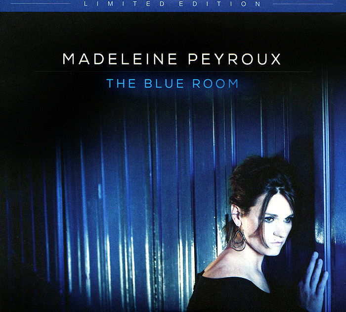 Мадлен Пиру Madeleine Peyroux. The Blue Room. Limited Edition (CD + DVD)