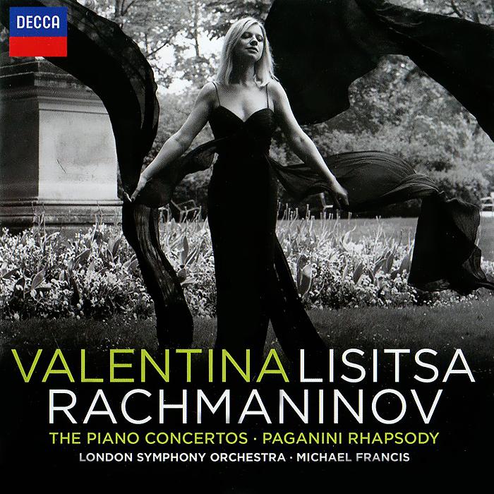 Валентина Лисица,The London Symphony Orchestra,Майкл Фрэнсис Valentina Lisitsa. Rachmaninov. The Piano Concertos (2 CD)