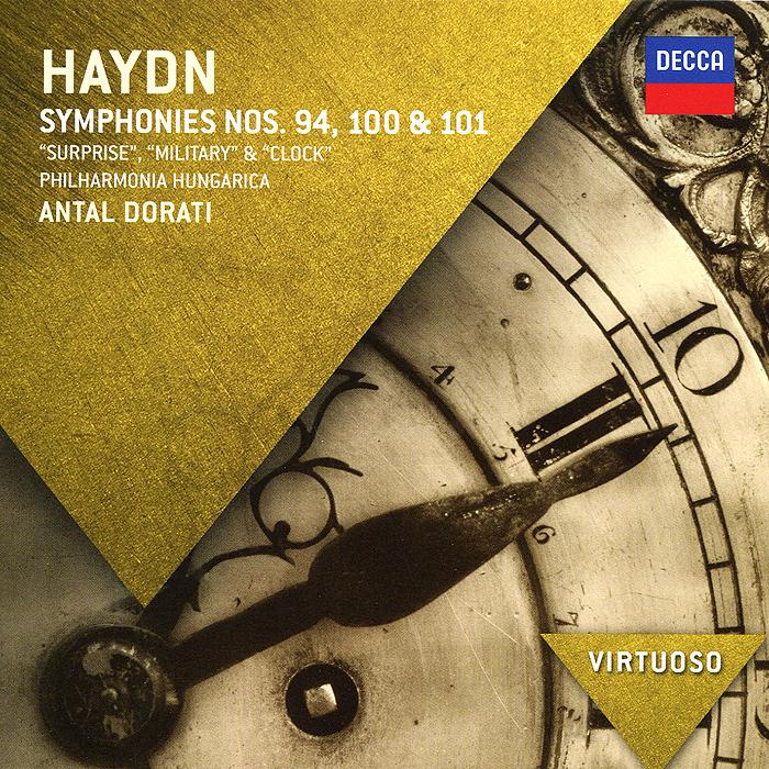 Антал Дорати,Philharmonia Hungarica Antal Dorati. Haydn. Symphonies Nos. 94, 100 & 101