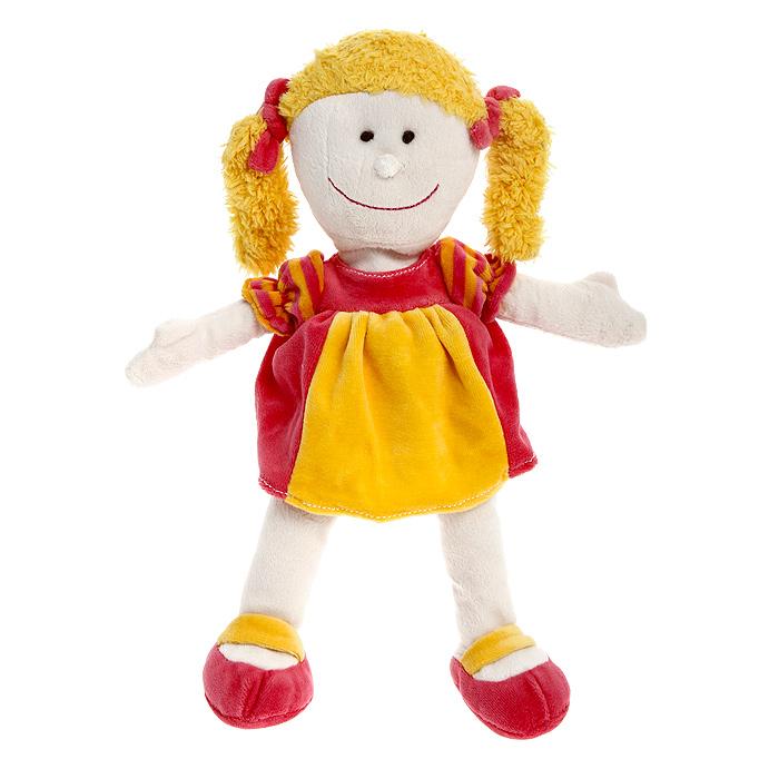 """Мягкая игрушка Magic Bear Toys """"Девочка"""", 34 см"""