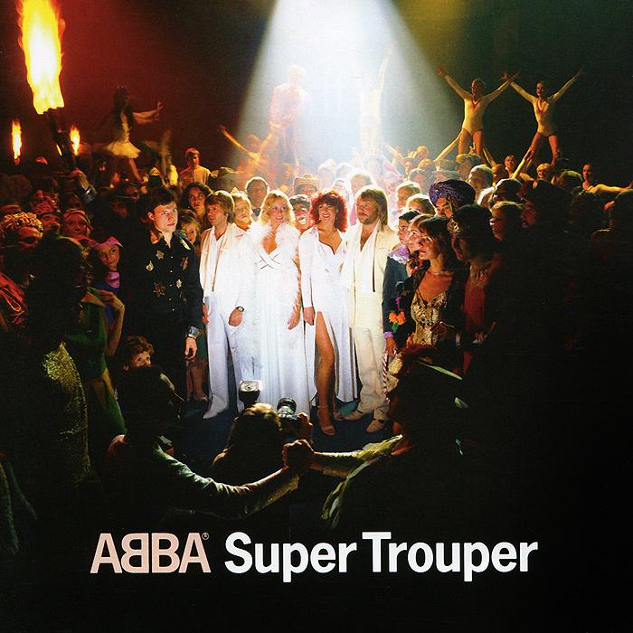 """""""ABBA"""" ABBA. Super Trouper. Deluxe Edition (CD + DVD)"""