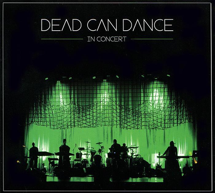 Dead Can Dance Dead Can Dance. In Concert (2 CD) dead can dance dead can dance dead can dance lp