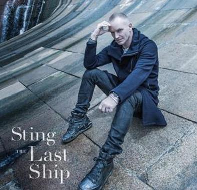 Стинг,Sting Sting. The Last Ship. Deluxe (2 CD)