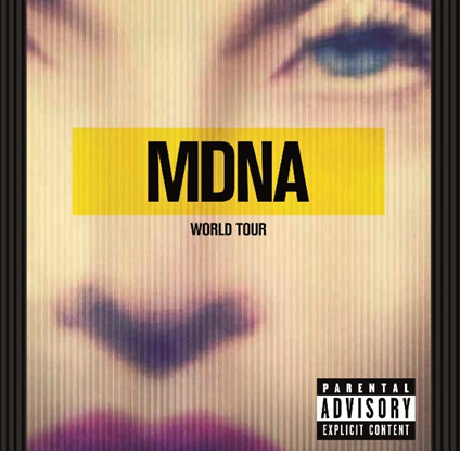 Мадонна Madonna: MDNA World Tour (2 CD)