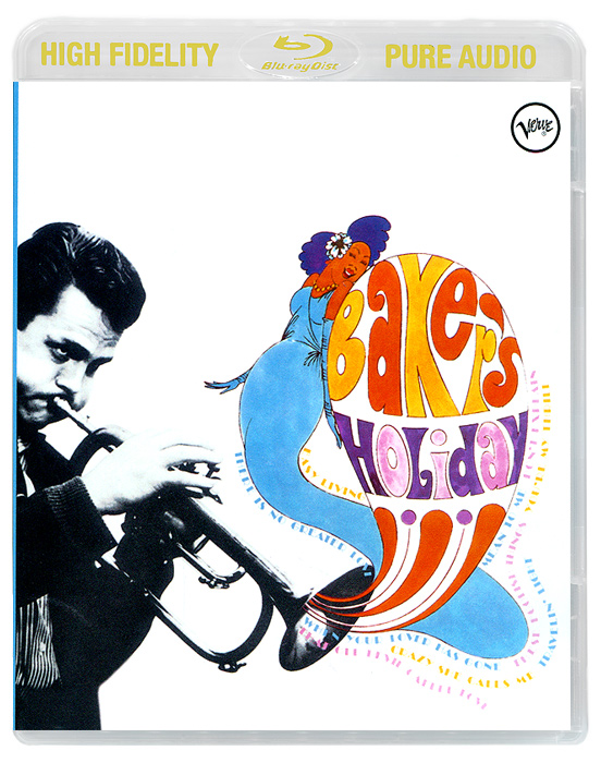Чет Бейкер Chet Baker. Baker's Holiday (Blu-Ray Audio)
