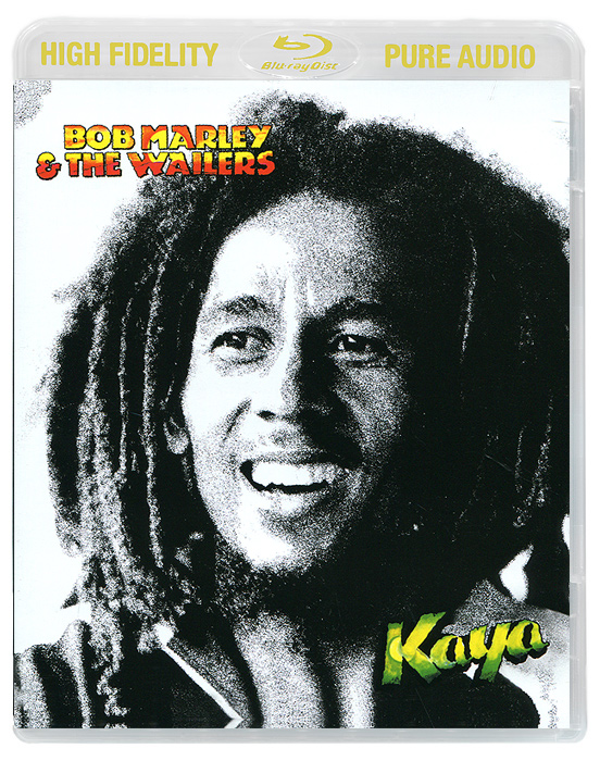Боб Марли Bob Marley & The Wailers. Kaya (Blu-Ray Audio)
