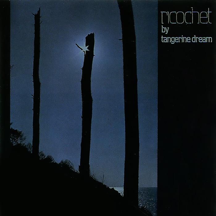 """Tangerine Dream"" Tangerine Dream. Ricochet (Live). Definitive Edition"