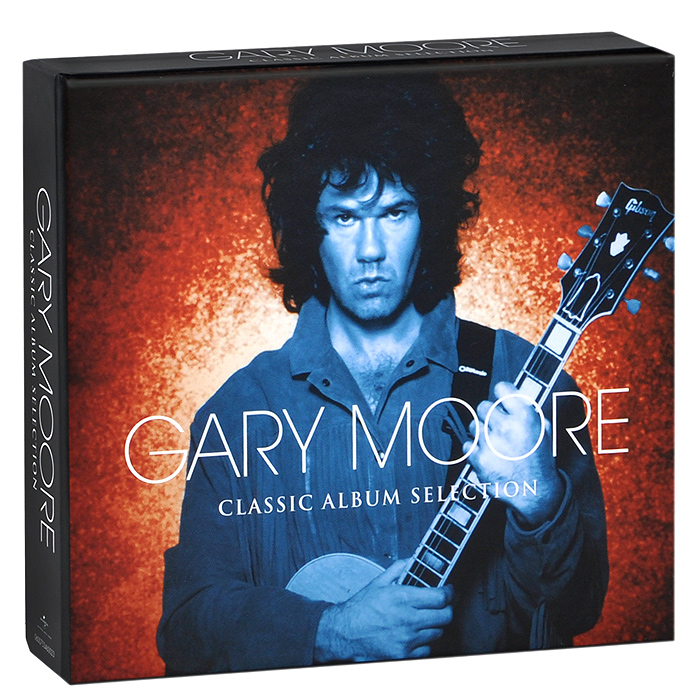 Гэри Мур Gary Moore. Classic Album Selection (5 CD) gary moore gary moore after hours