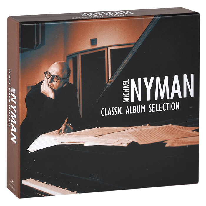 Майкл Найман Michael Nyman. Classic Album Selection (5 CD)